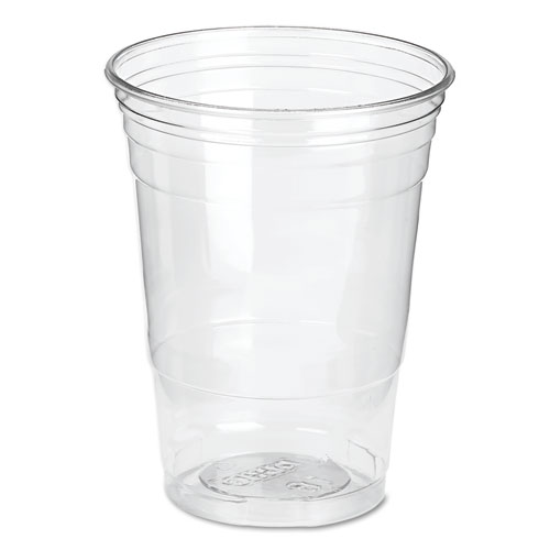 Dixie Clear Plastic PETE Cups, Cold, 16 oz., WiseSize Packs, 500/Carton at Sears.com