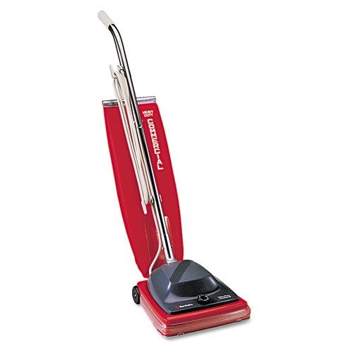 Electrolux Sanitaire Commercial Upright Vacuum w/Vibra-Groomer II, 16 lbs, Red at Sears.com