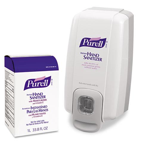 GOJ2156D1 Purell Nxt Space Saver Hand Sanitizer Dispenser Refill photo