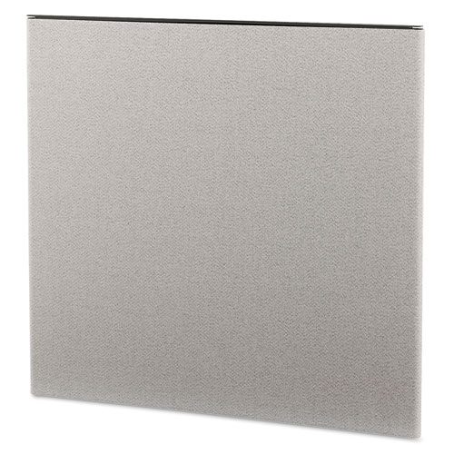 HON Simplicity II Systems Fabric Panel, 43w x 42h, Alumina Gray at Sears.com