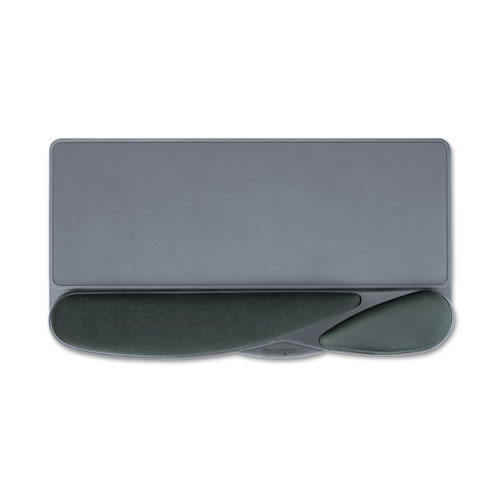 Kensington New Memory Foam Wrist Pillow Platform, Black at Sears.com