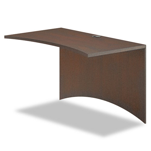 Mayline Brighton Series Laminate Bridge, 48w x 24d x 29h, Mocha at Sears.com