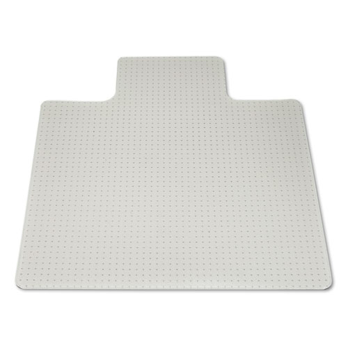 heavy duty chair mat plush to high pile carpet 45 x 53 nsn3