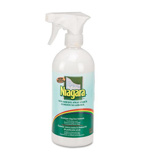 PBC08580 Niagara Spray Starch, 22Oz Bottle photo