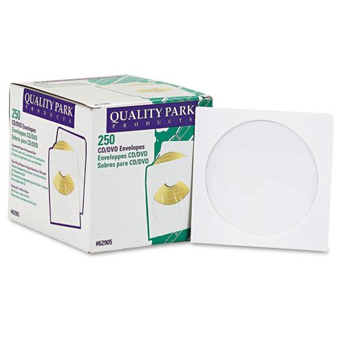 QUA62905 Quality Parka, Cd/Dvd Sleeves, 250/Box
