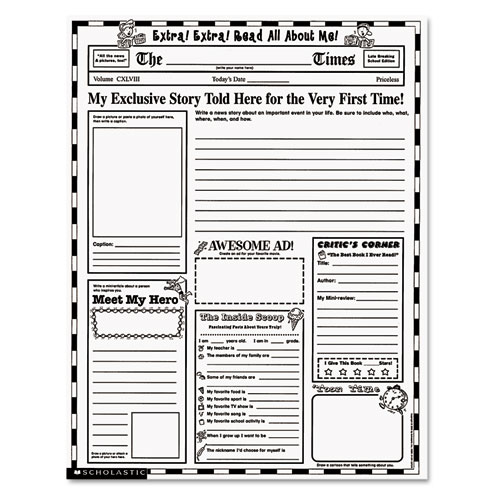 photo regarding Free Printable All About Me Posters named All In excess of Me Worksheet Printable. Printable All Relating to Me