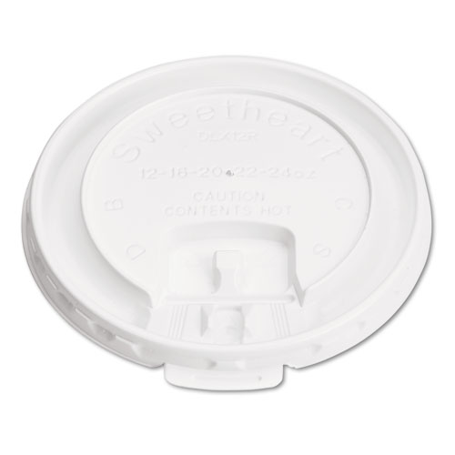 SOLO Cup Company Liftback & Lock Tab Cup Lids for Foam Cups, Fits SLOX12J/16NJ/20NJ, WE at Sears.com