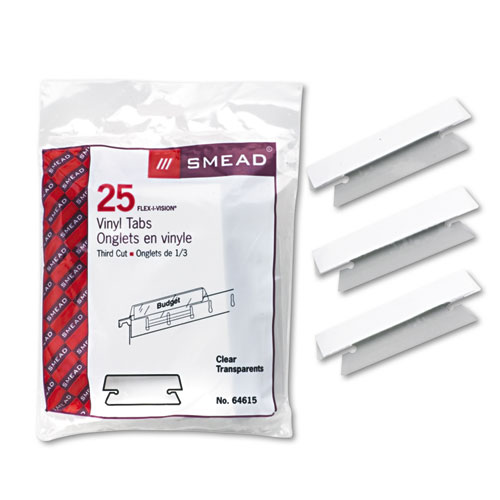 hanging file tab insert by smead smd64615. Black Bedroom Furniture Sets. Home Design Ideas