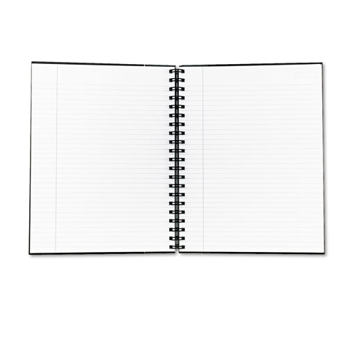TOP25331 Tops Royale Business Hardcover Notebook, Legal Rule, 8 X 10-1/2, White, 96 Sheets