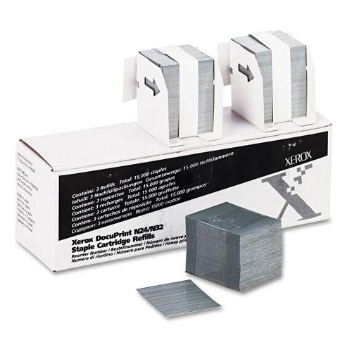 superwarehouse xerox staple cartridges for docuprint n4525 series 15000 staples xerox 108r00158. Black Bedroom Furniture Sets. Home Design Ideas