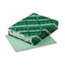 WAU49561 - Exact Index Card Stock, 110 lbs., 8-1/2 x 11, Green, 250 Sheets/Pack
