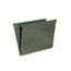 NSN3649496 - Hanging File Folder, Letter Size, No Tabs, Green, 25/Box, GSA 7530013649496