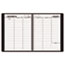 "AAG7095020 - Recycled Weekly Appointment Book, Navy, 8 1/4"" x 10 7/8"", 2013"