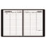 "AAG7095050 - Recycled Weekly Appointment Book, Winestone, 8 1/4"" x 10 7/8"", 2013"