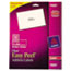 AVE15660 - Easy Peel Laser Mailing Labels, 1 x 2-5/8, Clear, 300/Pack
