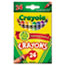 CYO523024 - Classic Color Pack Crayons, 24 Colors/Box