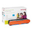 XER106R2262 - 106R2262 (CE741A) Compatible Remanufactured Toner, 7300 Page-Yield, Cyan
