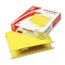 "ESS4152X2YEL - Reinforced 2"" Extra Capacity Hanging Folders, Letter, Yellow, 25/Box"
