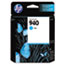 HEWC4903AN140 - C4903AN (HP-940) Ink Cartridge, 900 Page-Yield, Cyan