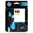 HEWC4905AN140 - C4905AN (HP-940) Ink Cartridge, 900 Page-Yield, Yellow