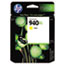 HEWC4909AN140 - C4909AN (HP 940XL) Ink Cartridge, 1400 Page-Yield, Yellow