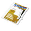 "KLF82218 - 80000 Series Legal Index Dividers, Side Tab, Printed ""18"", 25/Pack"