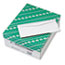 QUA11112 - Business Envelope w/Traditional Seam, #10, White, 500/Box