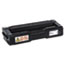 RIC406344 - 406344 Toner, 2500 Page-Yield, Black