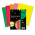 WAU21003 - Astrobrights Colored Card Stock, 65 lbs., 8-1/2 x 11, Assorted, 250 Sheets