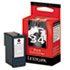 LEX18C0034 - 18C0034 (34) High-Yield Ink, 475 Page-Yield, Black
