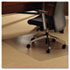 FLR118927ER - ClearTex Ultimat Chair Mat for Plush Pile Carpets, 47 x 35, Clear