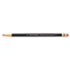 PAP2254 - Mirado Black Warrior Woodcase Pencil, HB #2, Black Matte Barrel, Dozen