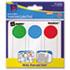 AVE45295 - NoteDots Label Pad, 1 x 2-1/2, Removable Self-Adhesive, Assorted, 75/Pack