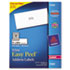 AVE5160 - Easy Peel Laser Address Labels, 1 x 2-5/8, White, 3000/Box