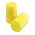 E·A·R Classic Plus Earplugs, PVC Foam, Yellow, 200 Pairs
