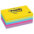 MMM6555UC - Ultra Color Notes, 3 x 5, Five Colors, 5 100-Sheet Pads/Pack