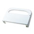BWKKD100 - Wall-Mount Toilet Seat Cover Dispenser, Plastic, White