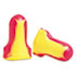 LL-1 Laser Lite Single-Use Earplugs, Cordless, 32NRR, Magenta/Yellow, 200 Pairs