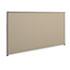 Versé Office Panel, 72w x 42h, Gray