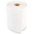 Hardwound Paper Towels, Nonperforated 1-Ply White, 350 ft, 12 Rolls/Carton