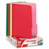 ESS421013ASST - Interior File Folders, 1/3 Cut Top Tab, Letter, Bright Assortment, 100/Box