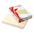 ESS753 - Essentials File Folders, Straight Cut, Top Tab, Legal, Manila, 100/Box