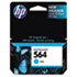 HEWCB318WN140 - CB318WN (HP 564) Ink Cartridge, 300 Page-Yield, Cyan