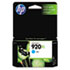 HEWCD972AN140 - CD972AN (HP 920XL) High-Yield Ink Cartridge, 700 Page-Yield, Cyan