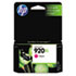 HEWCD973AN140 - CD973AN (HP 920XL) High-Yield Ink Cartridge, 700 Page-Yield, Magenta