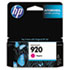 HEWCH635AN140 - CH635AN (HP-920) Ink Cartridge, 300 Page-Yield, Magenta