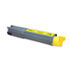 IVR83400Y - 83400Y Compatible, Remanufactured, 43459401 (C3400N) Toner, 2000 Yield, Yellow