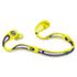 E·A·R Swerve Banded Hearing Protector, Corded, Yellow