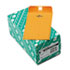 QUA37815 - Clasp Envelope, 4 x 6 3/8, 28lb, Brown Kraft, 100/Box