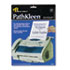 REARR1237 - PathKleen Printer Roller Cleaner Sheets, 8 1/2 x 11, 10/Pack